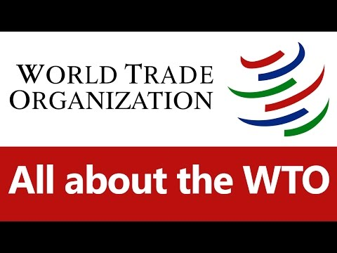 All about the World Trade Organisation (WTO) for UPSC CSE/IAS Preparation