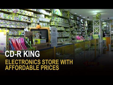 CD R KING