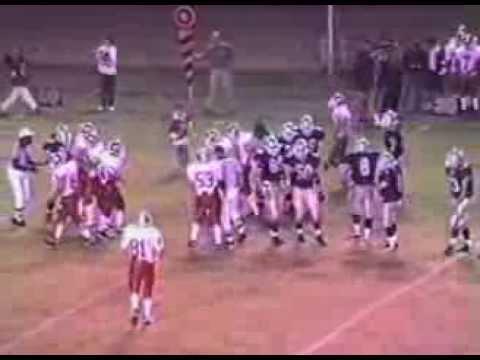 Daniel Do High School Football Game Garden Grove Vs Cdm 1994 Youtube