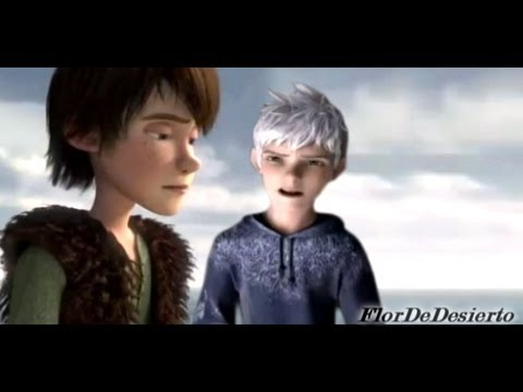 ☀Hiccup x Jack Frost❅ (HIJACK) - ANGEL WITH A SHOTGUN (ft. Pitch)