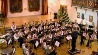 Leroy Anderson: The Syncopated Clock  - Fricsay Ferenc Concert Band, Szeged, Hungary