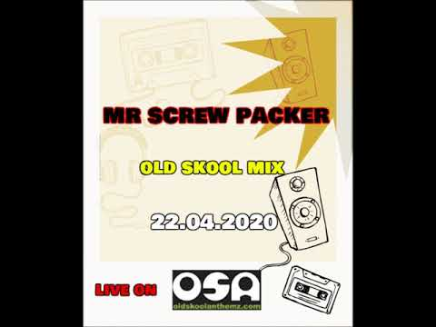 Mr Screw Packer Oldskool Mix 2020