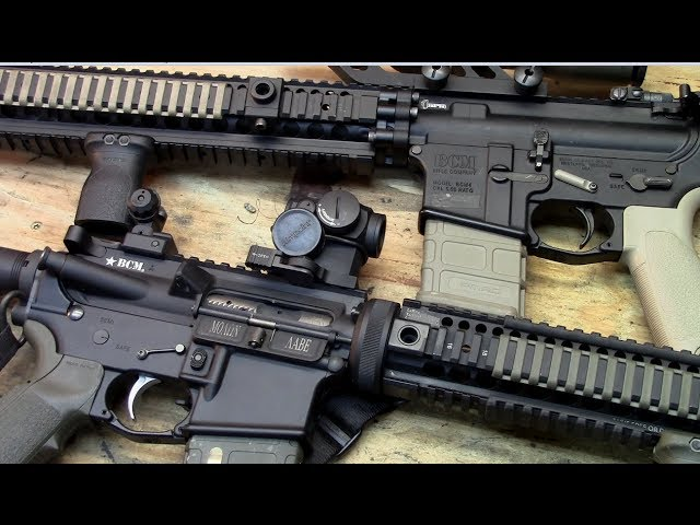 AR-15 Accessories: Do's and Don'ts PART 3