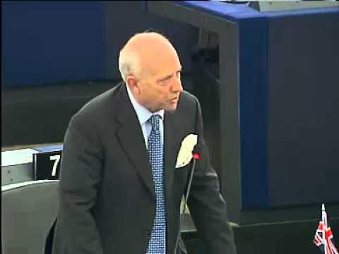 """Godfrey Bloom am 21.05.2013: """"Alle Banken sind pleite!"""" [deutsche Untertitel]"""