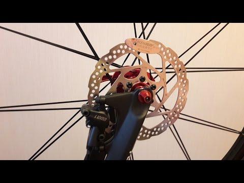 Как отрегулировать (настроить) дисковые тормоза на велосипеде?