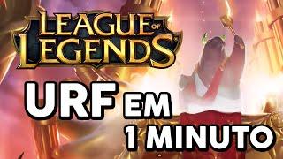 urf em 1 minuto league of legends