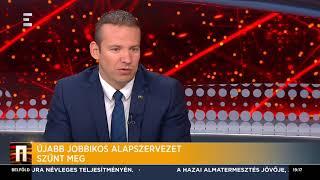 Népszavazást kezdeményez az uniós tagságról a Mi Hazánk Mozgalom - Toroczkai László - ECHO TV