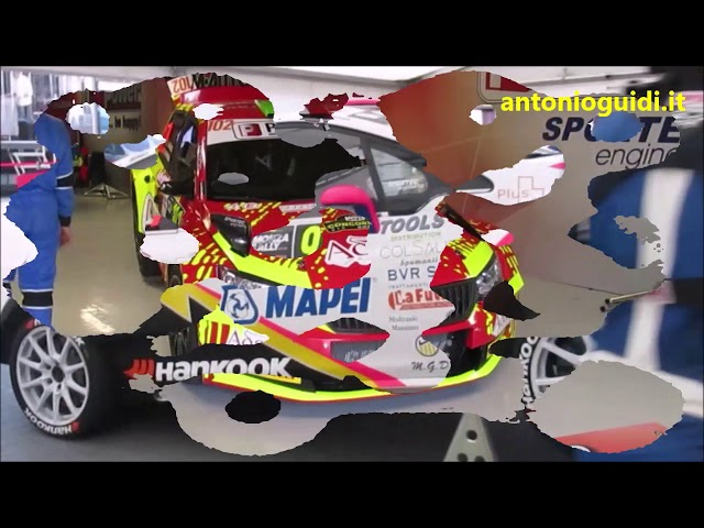 Monza Rally Show 2018 Paddock