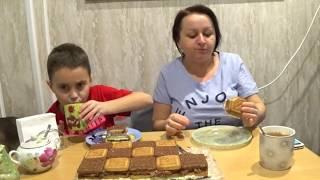 Рецепт от Милы : Пирожное без выпечки - ШАЛАШИК