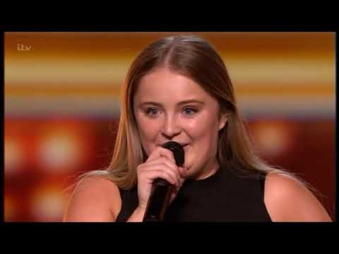 THE X FACTOR 2018 AUDITIONS - GEORGIA BURGESS SINGS WHO'S LOVING YOU BY THE JACKSON FIVE