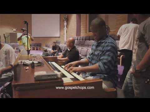 Gospel Organ Freestyle @ GospelChops.com