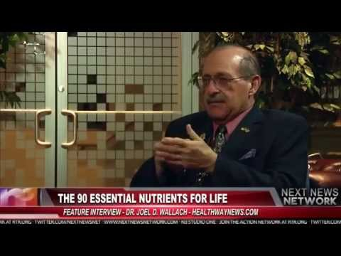 2014 Health News Interview with Dr Joel D Wallach on the 90 Essential Nutrients for Life