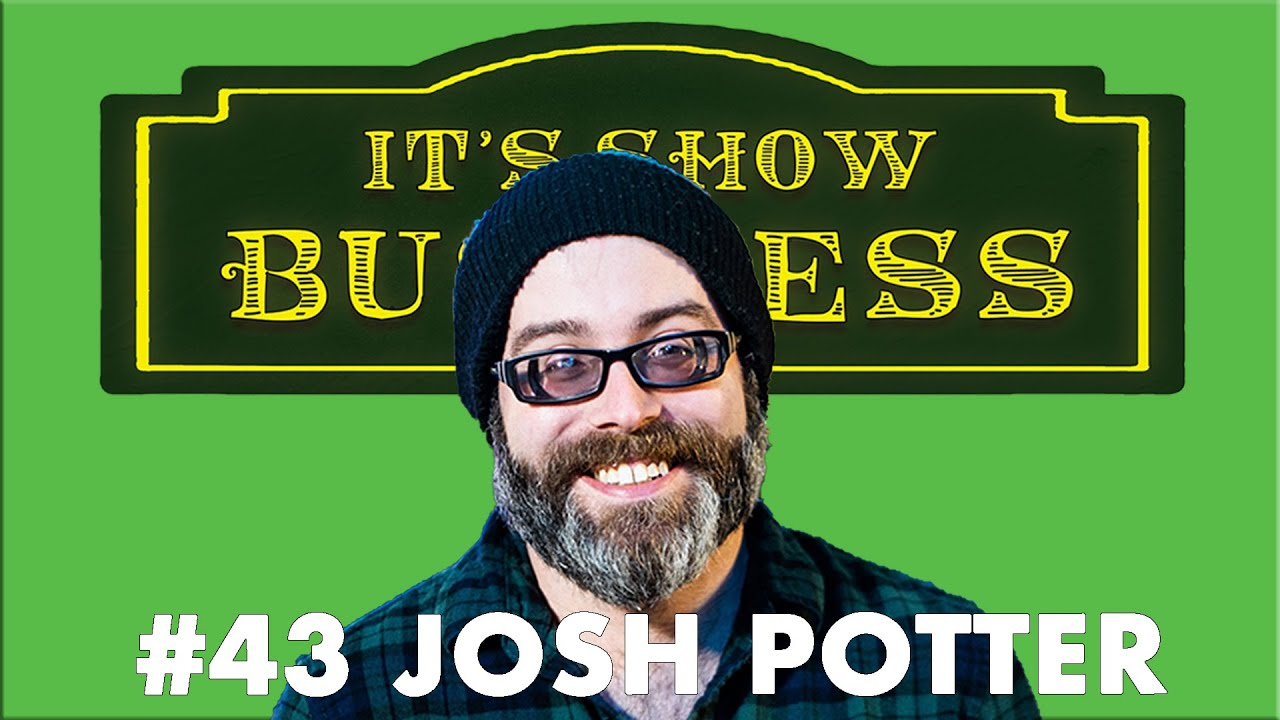Josh Potter Talks Comedy Producing On Your Mom S House Opening For Tom Segura Gaming On Twitch Youtube ‍the josh potter show is out every tuesday on the ymh youtube channel and wherever you listen to podcasts. youtube