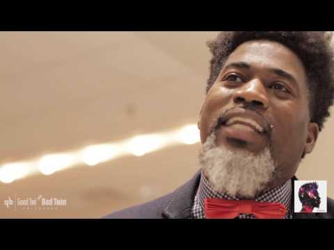"David Banner, ""God Box"". The lecture and interview ""UNCUT"" version"