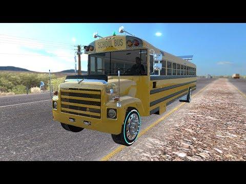 bus school International 1800 | cabo san lucas ala paz baja California | map viva México