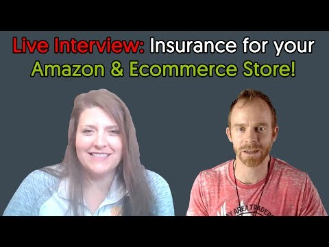 What Kind of Insurance do I Need for My Amazon Store? Live Interview: Ashlin Hadden