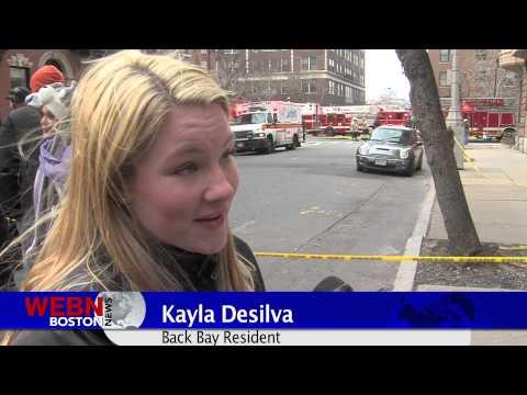 9-Alarm Fire at Back Bay