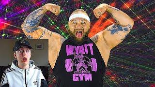 NON WWE FAN REACTS TO THE FIREFLY FUN HOUSE!