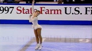 Tara Lipinski - 1997 U.S. Figure Skating Championships - Long Program