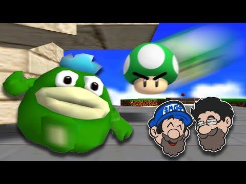 FISHY BOOPKINS 64 || PART 1 || SM64 Green Demon Challenge