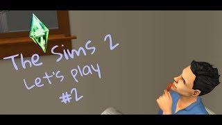 Let's play/The sims 2/ Игра без дополнений/ Семейка Рейдж #2 / Видео
