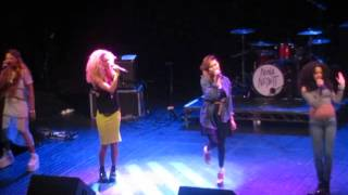 Neon Jungle - Trouble Future Hits Live Friday 10th May 2013 Video