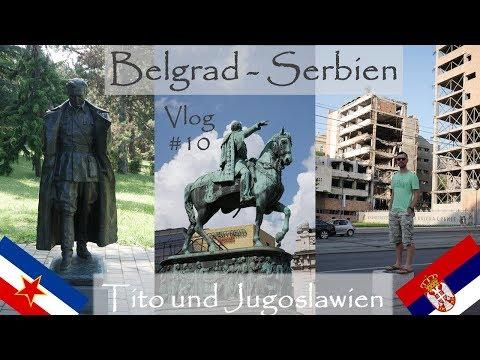 Belgrad - 144 mal komplett zerstört - Vlog #10