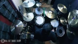 Manny Pedregon - Big Fat Snare Drum - BFSD - 2019