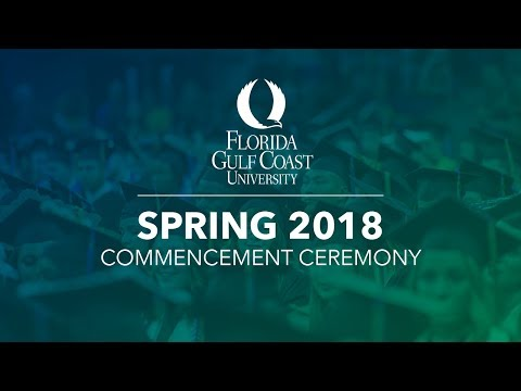 Spring Commencement Ceremony 1 pm