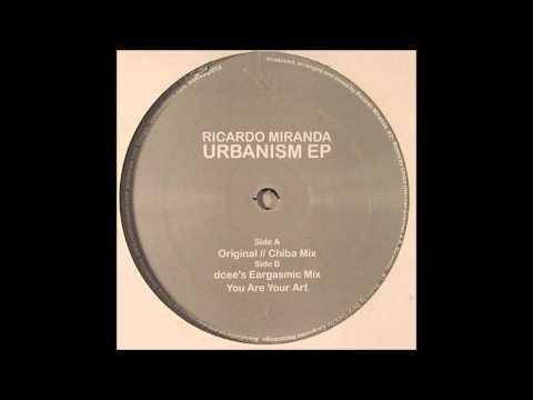 Ricardo Miranda - Urbanism