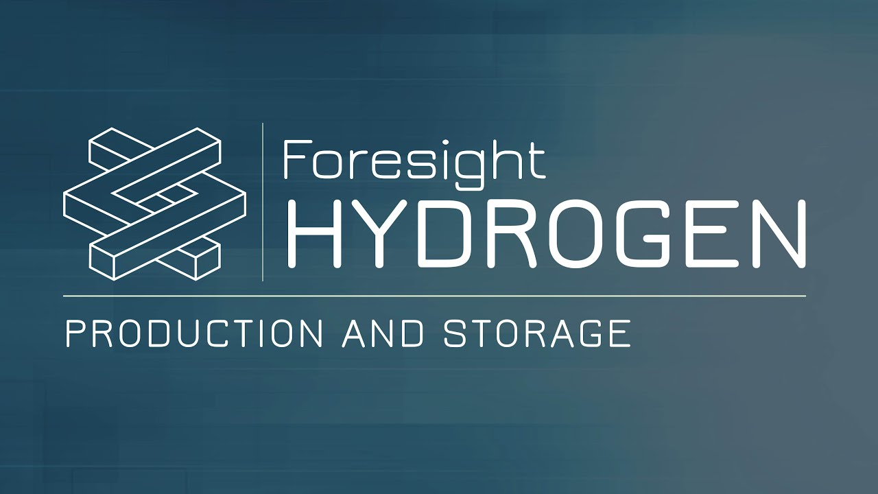 Foresight Hydrogen - Innovation within Supply and Storage