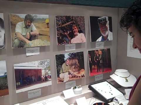 Campbell Bridges Memorial at the 2010 Tucson Gem & Mineral Show