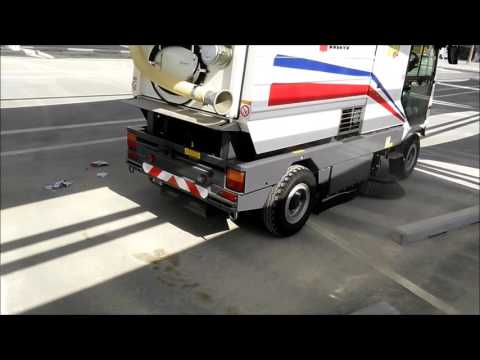 Road Cleaning Machines in Dubai