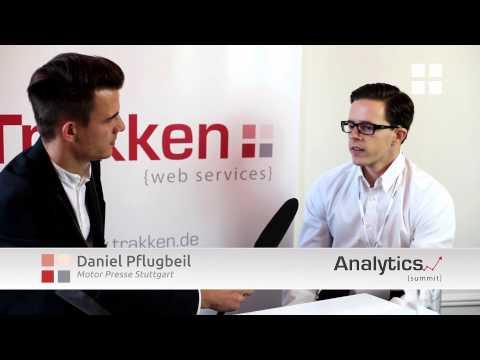 """""""Mobile beeinflusst uns wahnsinnig"""" - Interview Daniel Pflugbeil, Motor Presse"""