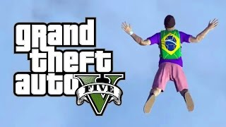 GTA 5 ONLINE - Fui Bilado, com INSCRITOS, Funky e Deegan! (GTA V Online Gameplay)