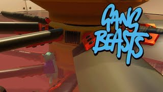 AGAINST ALL ODDS! | Gang Beasts Part 34