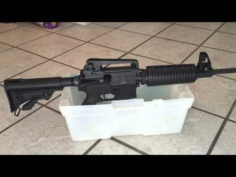 DPMS PANTHER ARMS ORACLE 5.56 AR-15 REVIEW