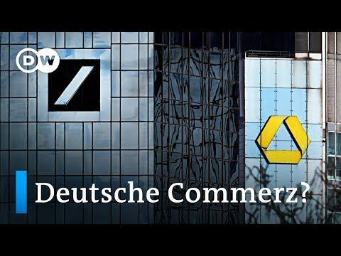 Deutsche Bank & Commerzbank merger: pros & cons | DW News