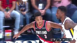 CJ McCollum (28 points) Highlights vs. Utah Jazz   October 16, 2019