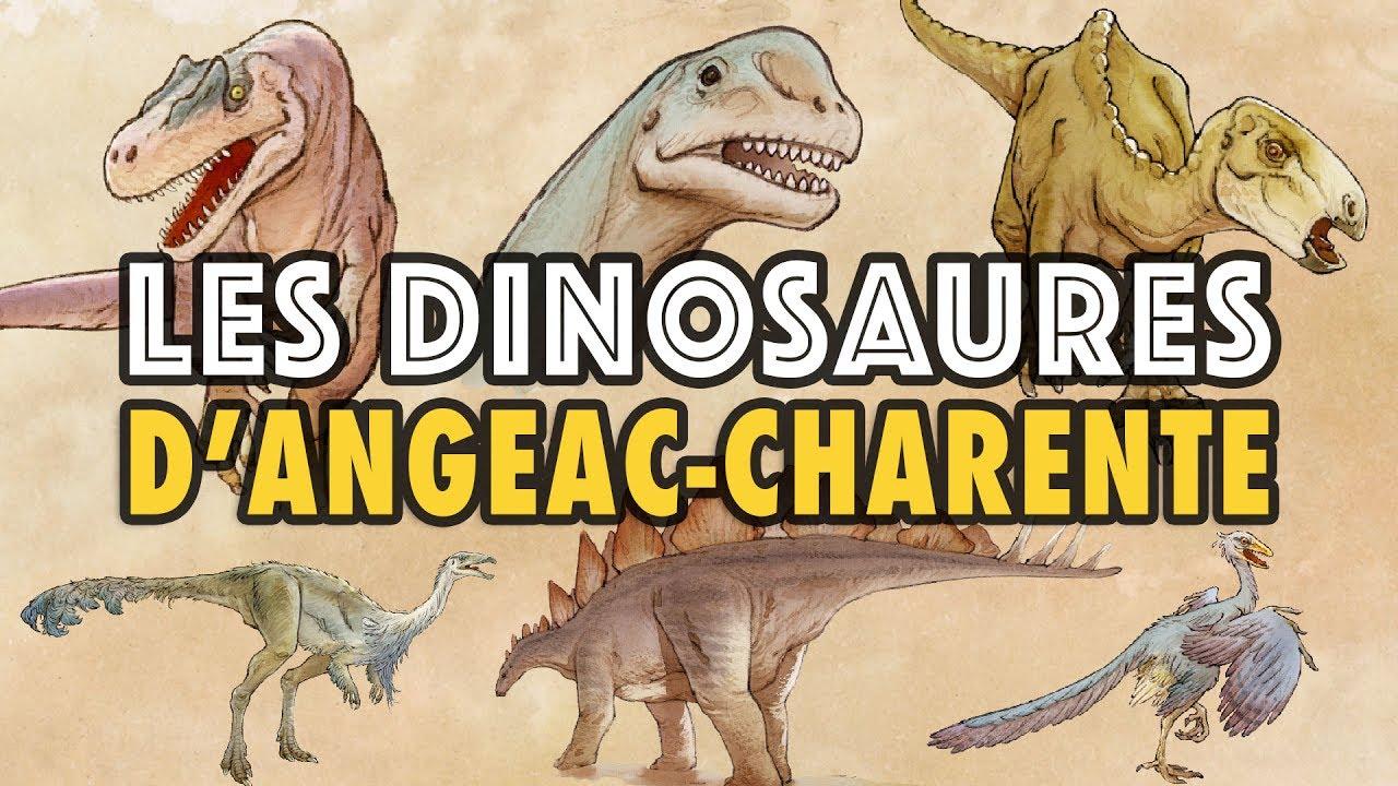 Les dinosaures d'Angeac-Charente - Découverte - L'Esprit Sorcier