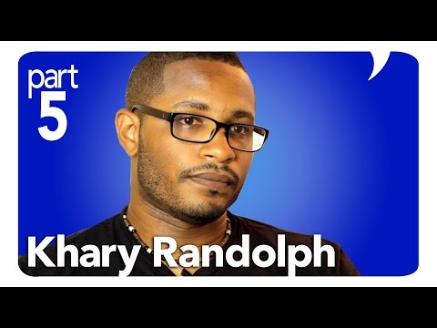 Khary Randolph Talks About Demographics in Comics - The Comic Archive