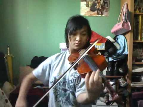 Bad Apple!!-Violin Cover [Touhou]
