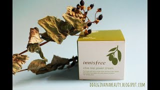Innisfree Olive Real Power Cre…