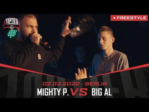 MIGHTY P. Vs. BIG AL - Takeover Freestylemania | Berlin 02.02.20 (VF 1/4)