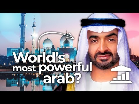 Why is ABU DHABI the great ARABIC POWER? - VisualPolitik EN