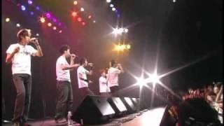 DVD「LAST SONG TOUR」より。 前にアップしたやつは、もうちょっと...