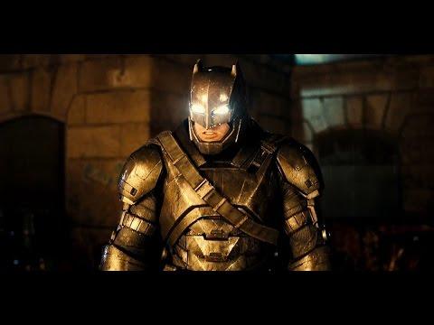 Batman Vs Superman 50cm Figure Mech Suit Batman UN-BOXING ...