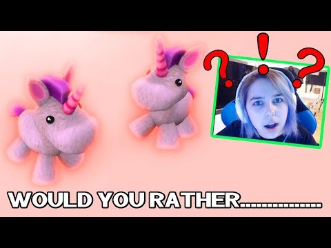 WOULD YOU RATHER In Roblox | Rich or Famous?
