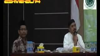 MUVIZA COM Debat SUNNI SYIAH KH Idrus Ramli vs Hussein Shahab Full