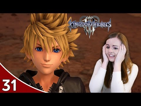 Crying Over Roxas!! | Kingdom Hearts 3 Gameplay Walkthrough Part 31